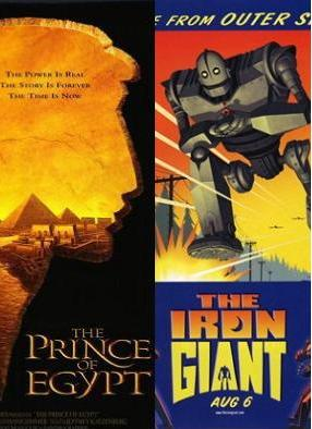 Prince of Egypt-Iron Giant