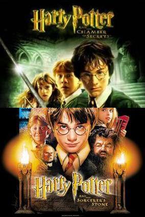 Harry Potter 1-Harry Potter 2