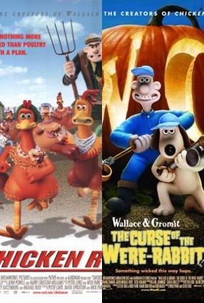 Chicken Run-W&GTCOTWR