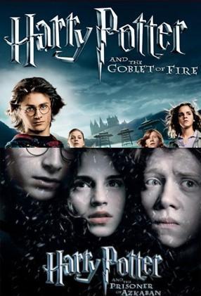 Harry Potter 3-Harry Potter 4