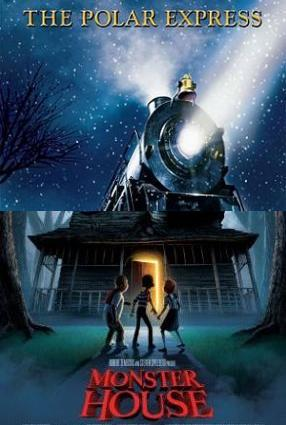 Polar Express-Monster House