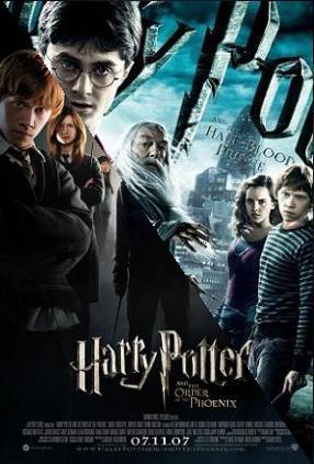 Harry Potter 5-Harry Potter 6