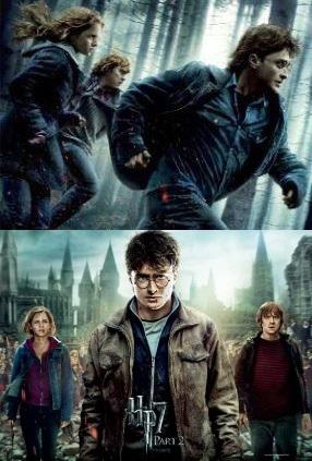 Harry Potter 7-Harry Potter 8