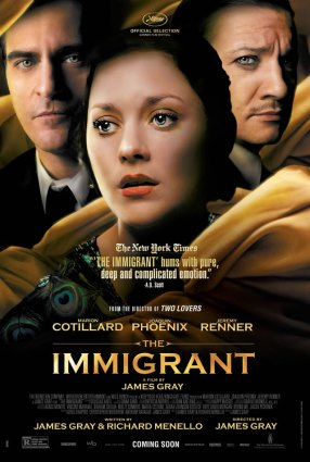 5-26-2014TheImmigrant