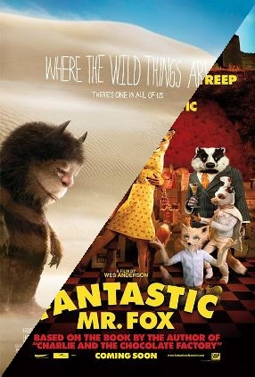 Fantastic Mr Fox & Where the Wild Things