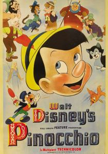 1940 Pinocchio