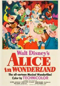 1951 Alice In Wonderland