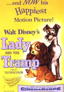 1955 Lady and Tramp