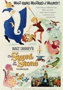 1963 Sword in the Stone