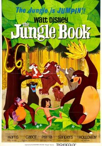 1967 Jungle Book