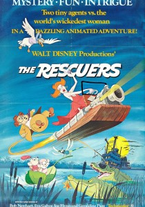 1977TheRescuers