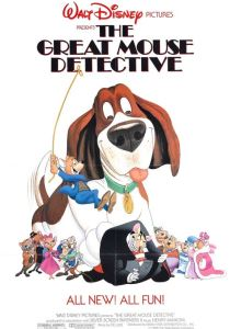 1986 The Great Mouse Detective