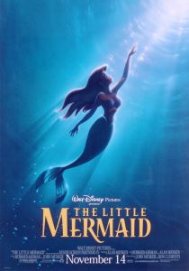 1989 The Little Mermaid