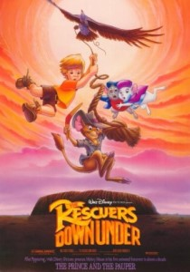 1990The Rescuers Down Under